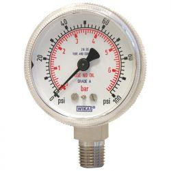 pressure gauge 130.15