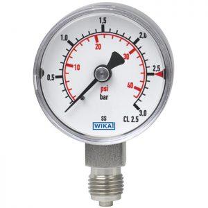 pressure gauge 131.11