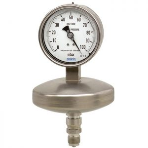 532.52, 532.53, 532.54 Absolute pressure gauge