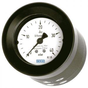 Differential pressure gauge 716.05