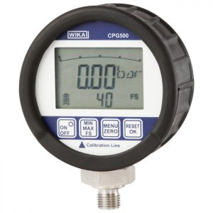 wika-Digital-Pressure-Gauges-Calibration