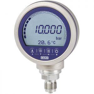 wika-Digital-pressure-gauges
