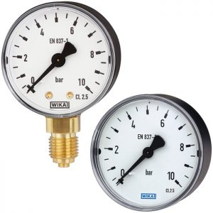 wika-Pressure-gauges