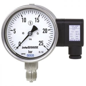 wika-Pressure-gauges-with-output-signal