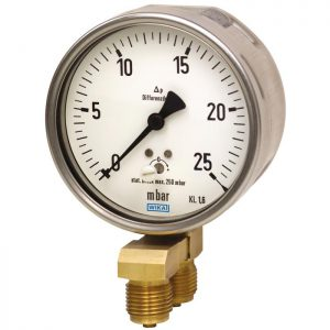 Differential pressure gauge 736.11,716.11