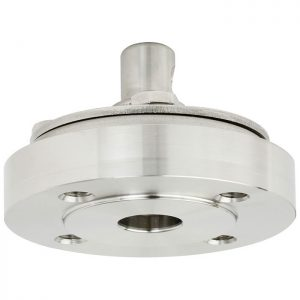 Diaphragm seal with flange connection 990.12