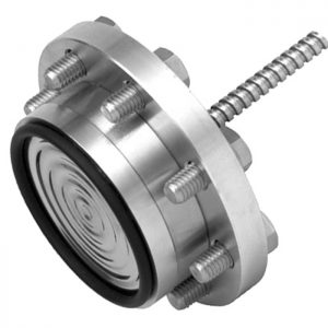Diaphragm seal with flange connection 990.15