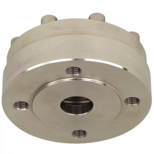 990.41Diaphragm seal with flange connection