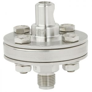 Diaphragm seal with threaded connection 990.10