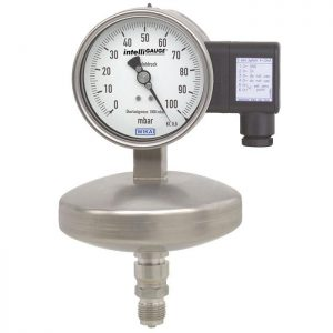 Absolute pressure gauge with output signal APGT43.100, APGT43.160