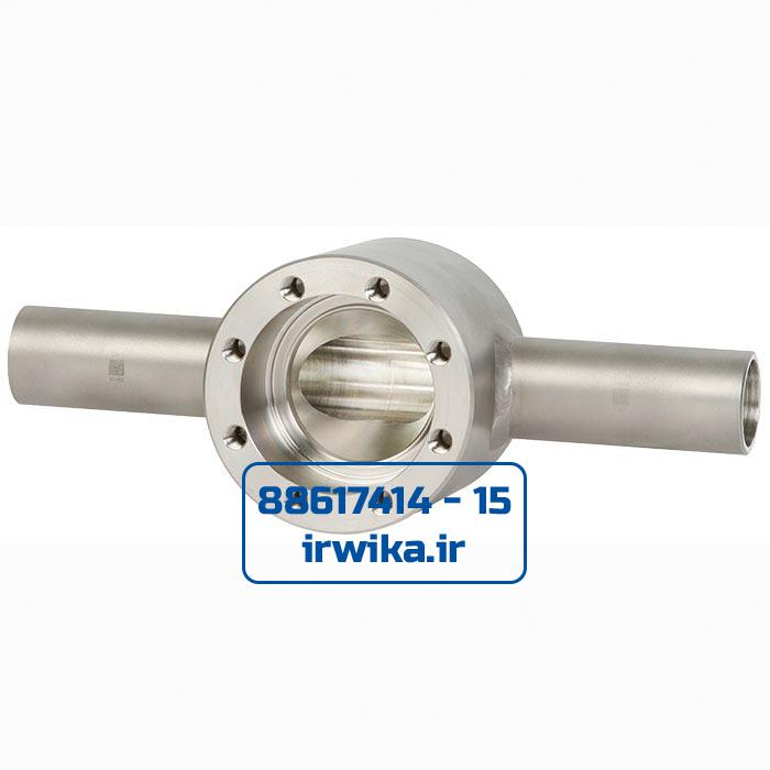 Block-flange-adapter-for-plain-pipes,-model-910.19