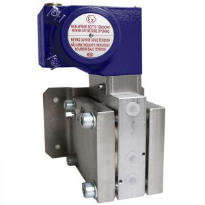 Compact differential pressure switch DE-DEC