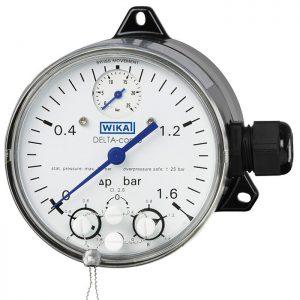 Differential pressure gaugeDPGS40TA