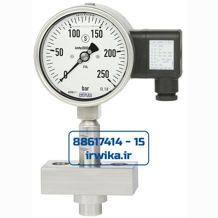 Diaphragm-seal-model-990