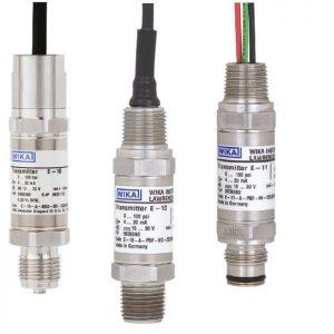 Pressure transmitter with flameproof enclosure E-10-E-11