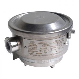 Model MWDiaphragm pressure switch