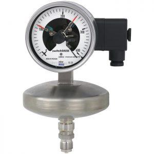 Contact pressure gauges 532.53+8xx