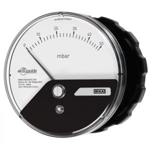 A2G-10 Differential pressure gauge