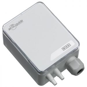 Differential pressure sensor A2G-50
