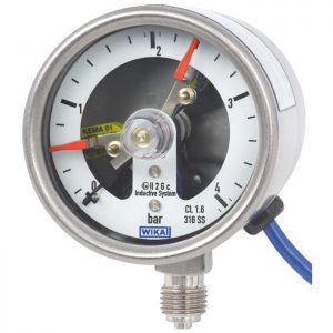 Contact pressure gauges PGS23