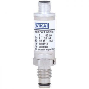 Miniaturised pressure sensorM-10-M-11