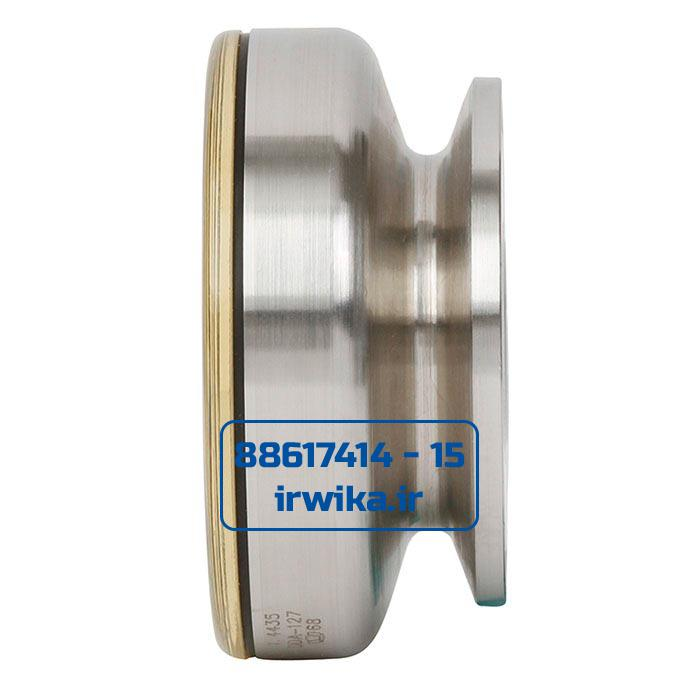 Diaphragm pressure gauge PG43SA-C