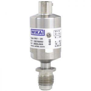 Ultra high purity transducer PIC_PR_WU_20_WU_25_WU26