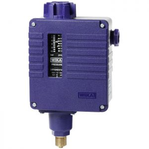 Pressure switch, heavy-duty version PSM-550