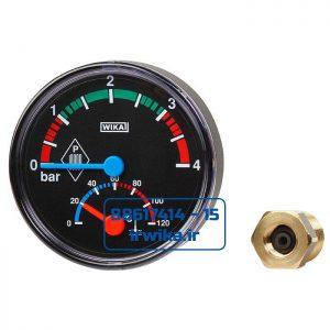 Thermomanometer THM10