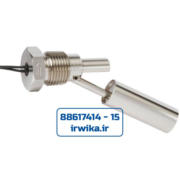 wika Magnetic-float-switch,-stainless-steel-version